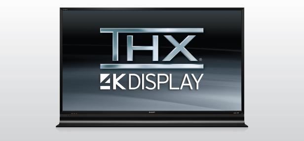THX 4K Display