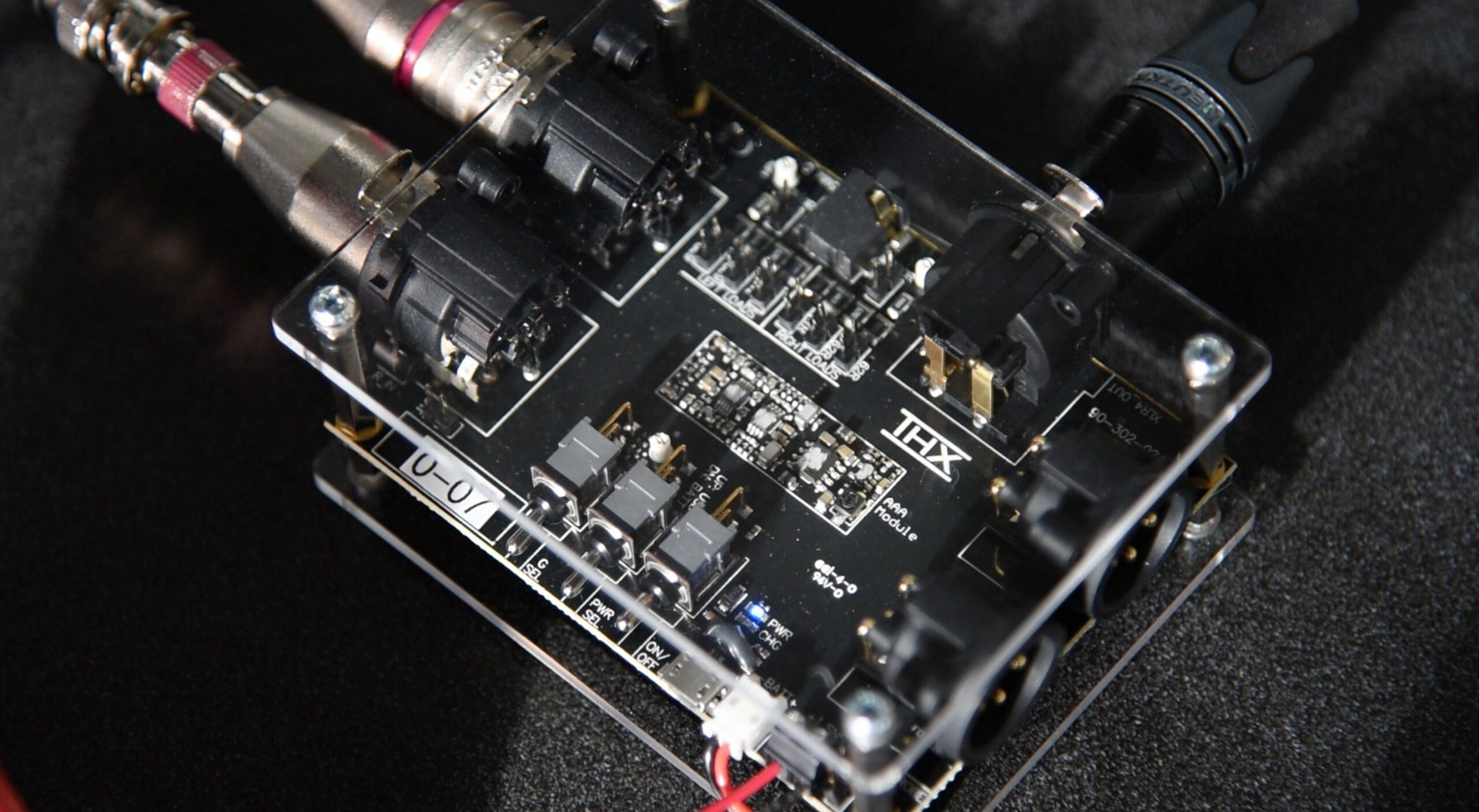 THX AAA Headphone Amplifier