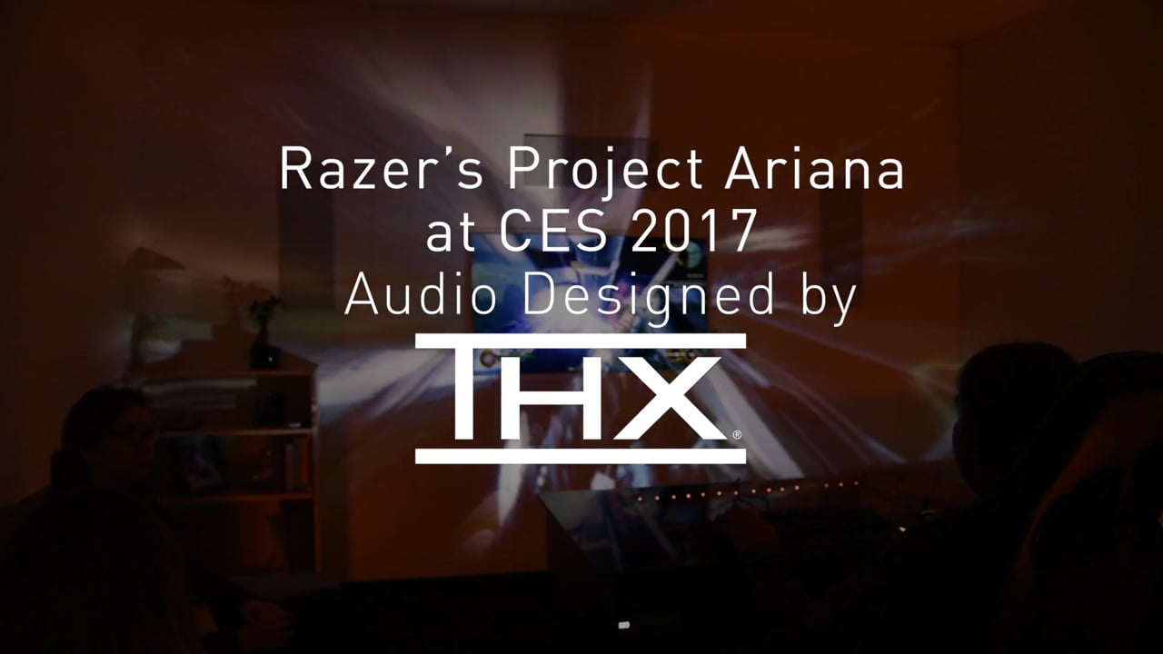 Razer's Project Ariana at CES 2017