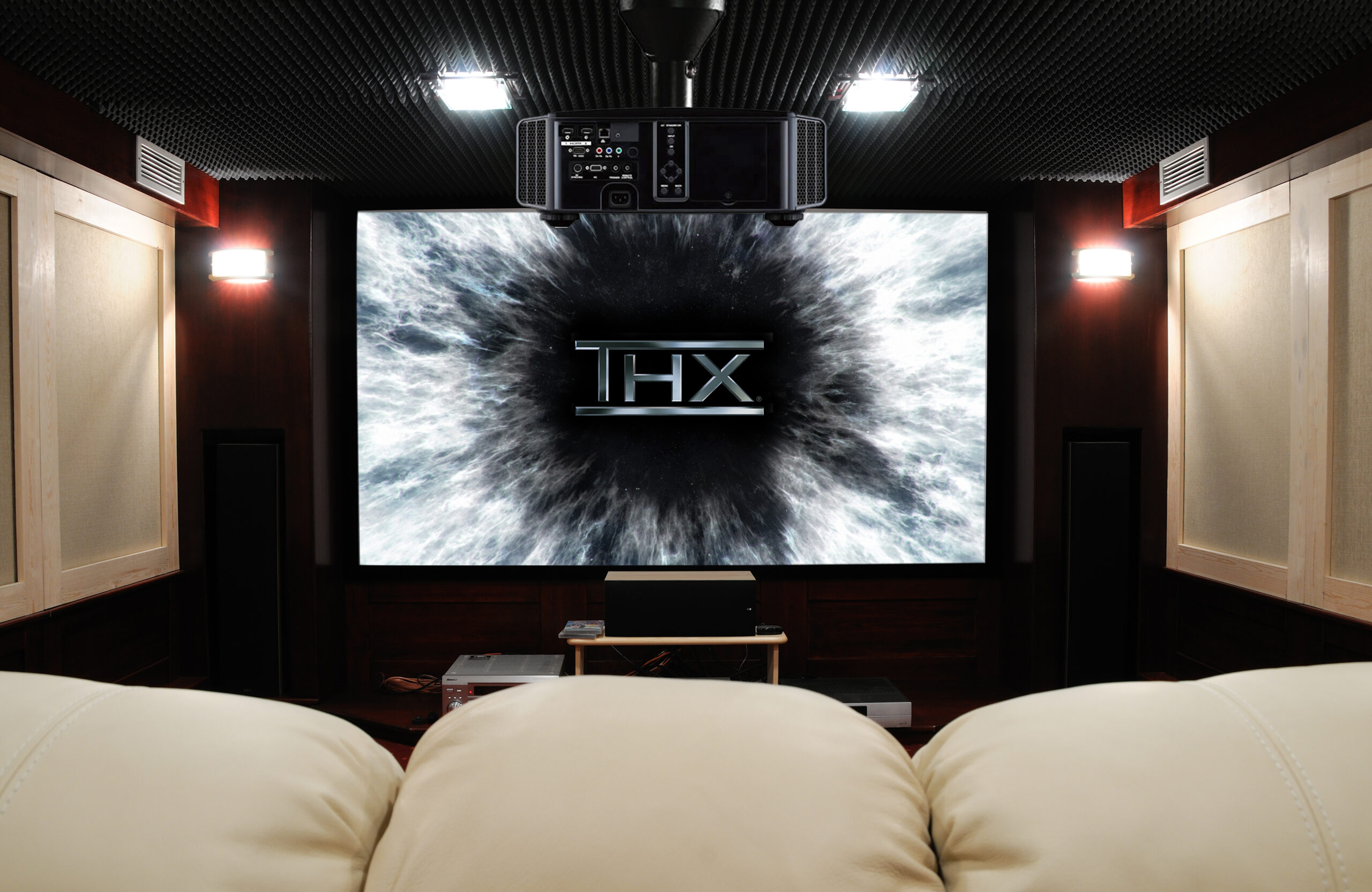 Certified by THX Home Theater