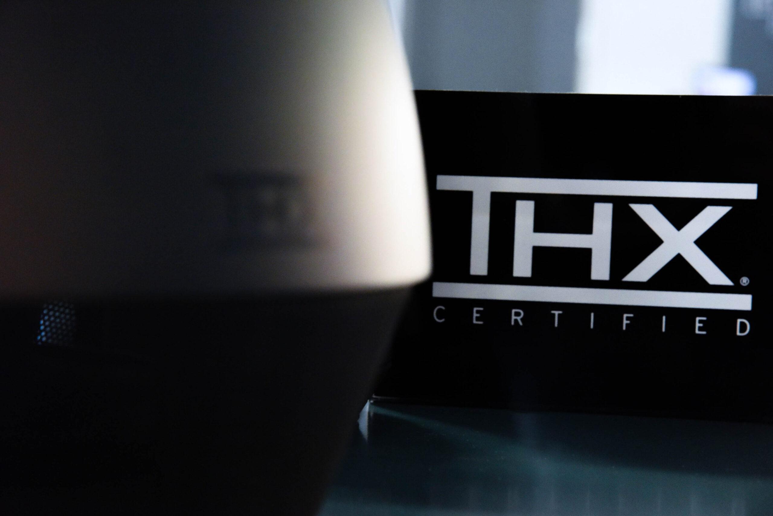 THX Certified Plaque