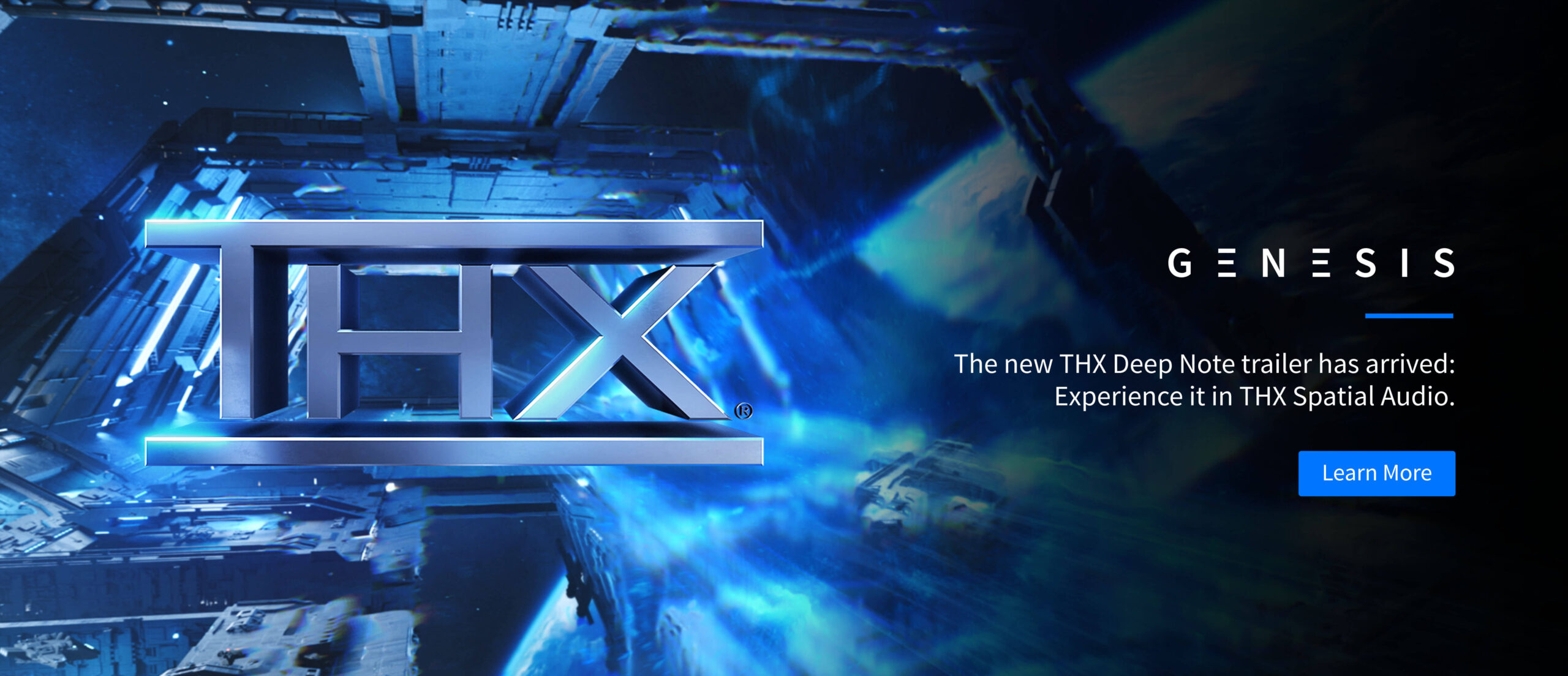 THX Genesis Trailer Web Banner