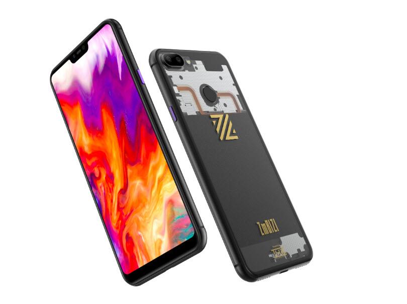 ZMBIZI Smartphone with THX Integrated