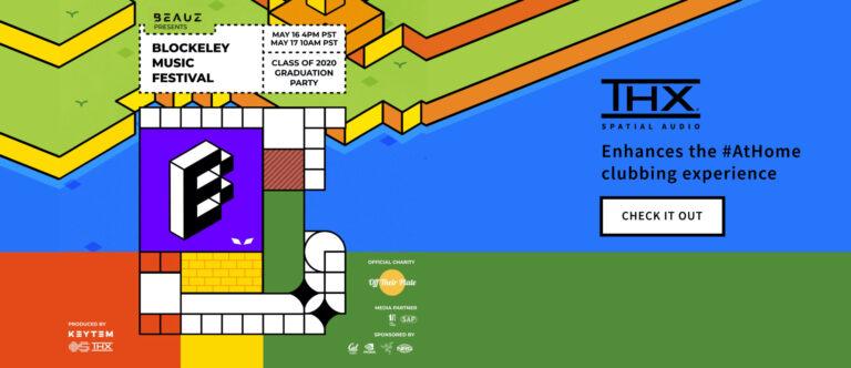 Blockeley Music Festival Banner
