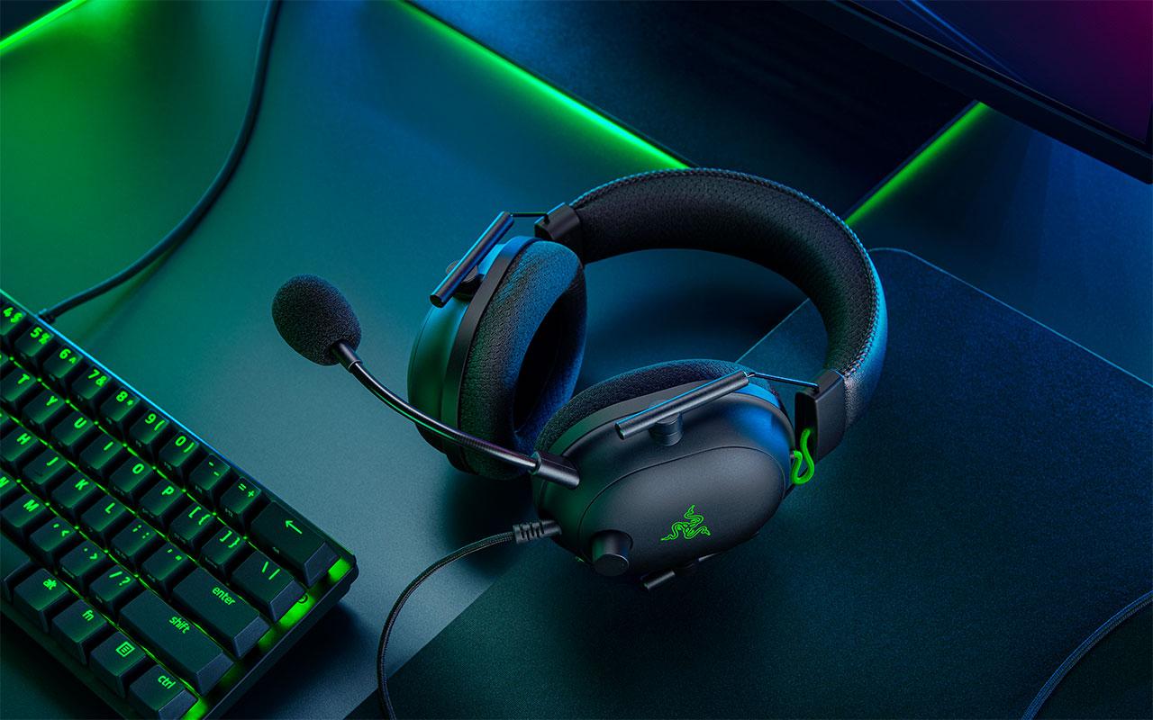 Razer's BlackShark v2 esports headset