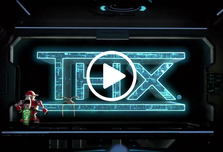 THX TEX BattlingRobotsVid