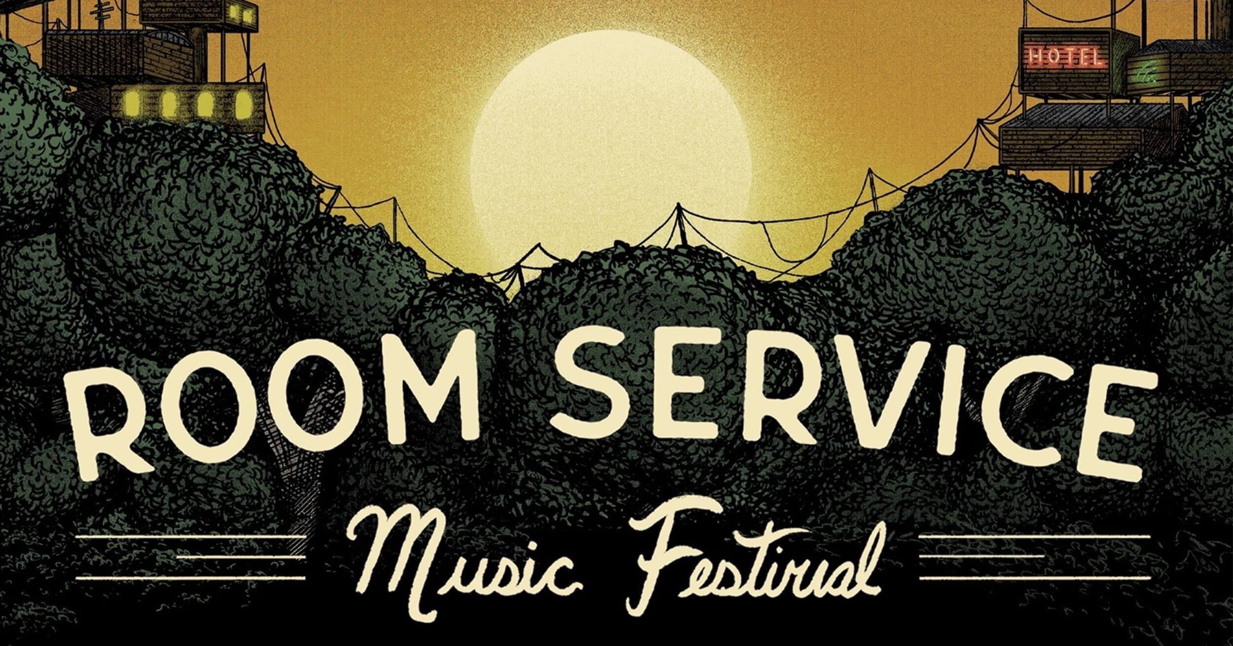 THX Spatial Audio Room Service Music Festival