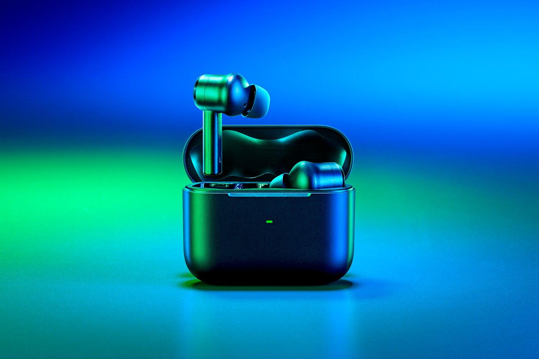 Razer Hammerhead pro earbuds