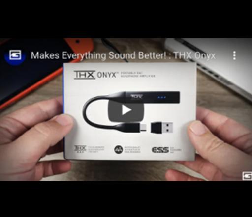 Gamesky THX Onyx Review Video