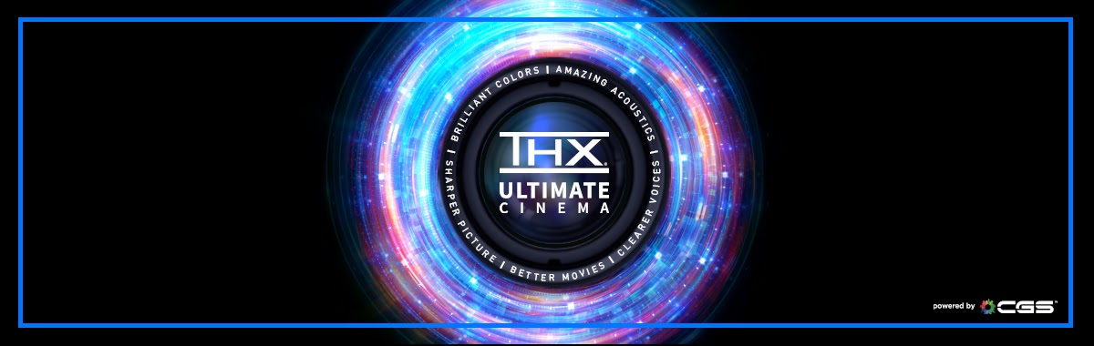 THX Ultimate Cinema Powered by CGS