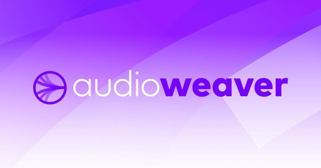 Audio Weaver logo